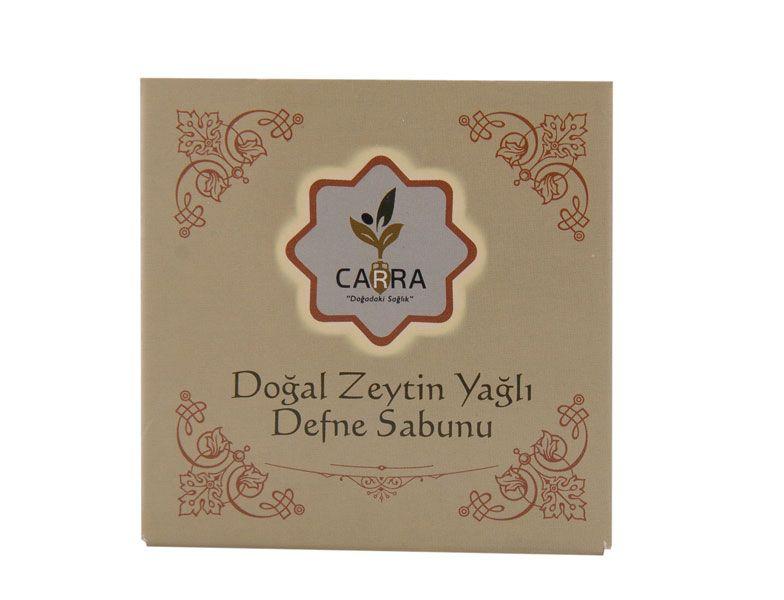 100 gr Doğal Zeytinyağlı Defne Sabun