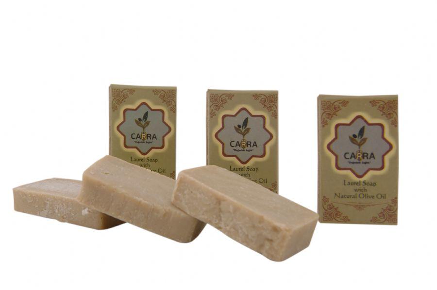 25 gr Doğal Zeytinyağlı Defne Sabun